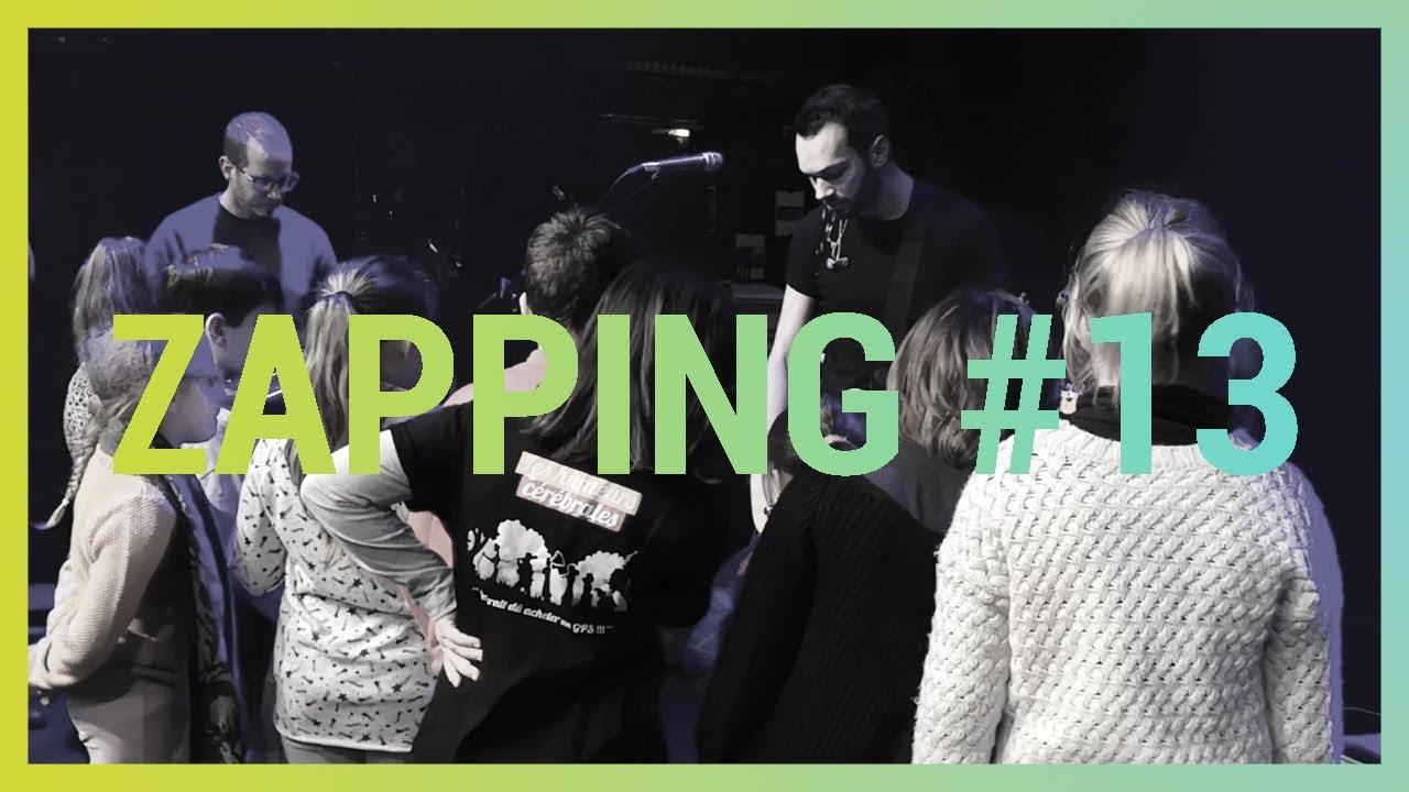 Le Zapping du mois de Décembre 2019 ! Découvrez l'activité Des Lendemains Qui Chantent avec un regard décalé. Avec : Furie, le Conseil d'Administration, ...