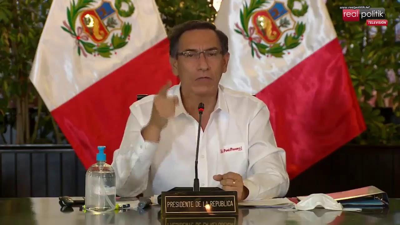 Perú: La cuarentena se extiende hasta el 10 de mayo para frenar la tasa de contagios