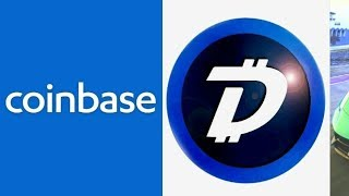 DigiByte Coinbase Adding $DGB As Next New Crypto Listing For The #Coinbase Exchange