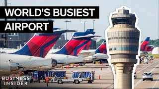 What It Takes To Be An Air Traffic Controller At The World's Busiest Airport