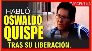 OSWALDO QUISPE MURIÓ CLANDESTINO, BUSCADO, PERO LIBRE
