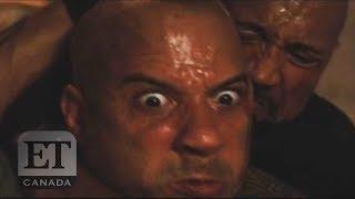 Dwayne Johnson Explains Vin Diesel Feud