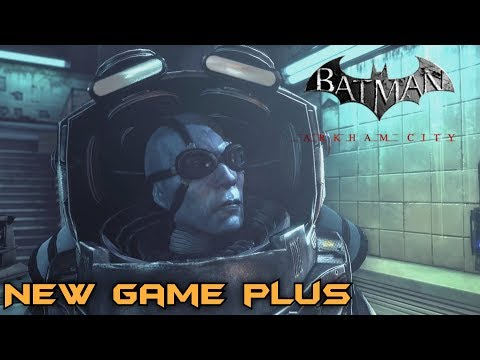 batman arkham origins new game plus walkthrough