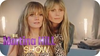 Überall Heidi Klum | Die Martina Hill Show | SAT.1