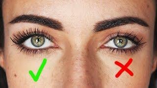 ONE Mascara Two Ways   How To Apply Mascara Like A Pro   MakeupAndArtFreak