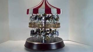 Mr Christmas Double Decker Musical Carousel at CONNECTIBLES Plays 30 songs