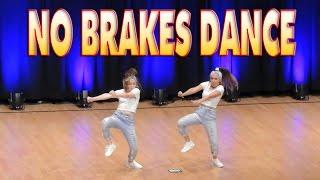 NO BRAKES DANCE - MARTA & CLAUDIA - URBAN BEAT VALENCIA 2016