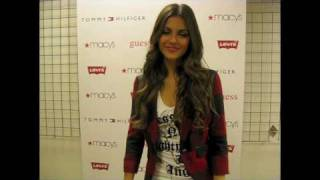 Виктория Джастис, Victoria Justice Talks About Nerves, Fashion, and Crushes!