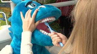 Детская стоматология — цветные пломбы и наркоз без укола