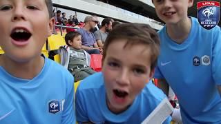 Les Yeux dans les Escort Kids au MMArena du Mans