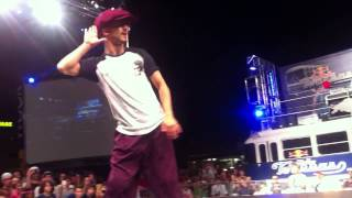 P-LOCK judge demo on Give It Up Battle, The WEEK, Italy