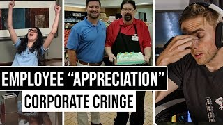 Employee Appreciation - CORPORATE CRINGE | #grindreel