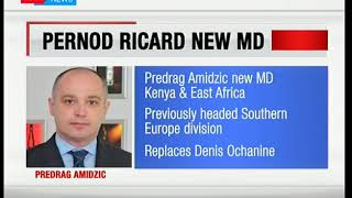 Predrag Amidzic gets appointed as the new MD for Pernod Ricard