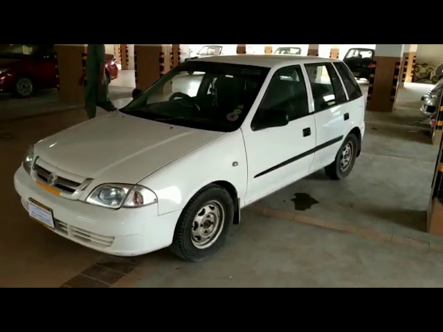 Suzuki Cultus EURO II 2012 for Sale in Karachi
