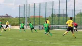 preview picture of video 'SV Tresenwald Machern - Bornaer SV 91 | Treffer zum 1:1'