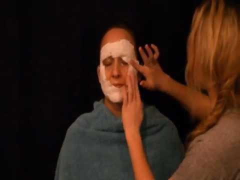 Hydrating mask para sa mukha lalaki