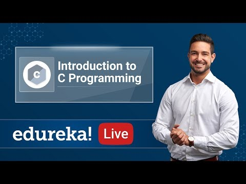 C Live -1 | Introduction to C Programming | Learn C Programming ...