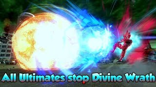 Can ALL Ultimates Stop Divine Wrath Purification?! - Dragon Ball Xenoverse 2