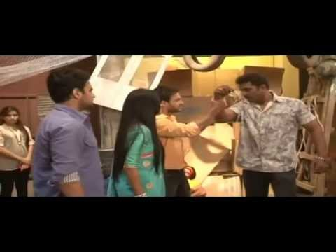 TV Serial Satrangi Sasural on location
