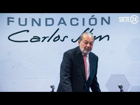 Carlos Slim, el mayor filántropo tras los desastres naturales