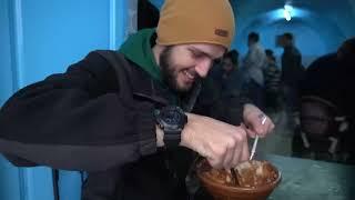 جولة أكل الشارع في تونس ب ١٠ دولار! ما قدرت أخلصهم 😅🇹🇳