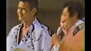菅原文太●愛川欽也トラック音頭盆踊り