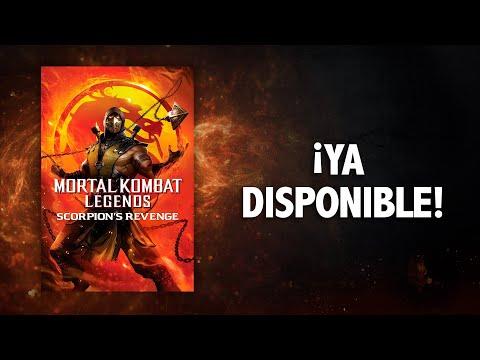Trailer Mortal Kombat Legends: La venganza de Scorpion