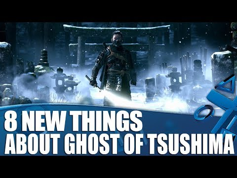 Ghost Of Tsushima – 8 Things We Learned At PSX 2017!