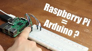 Can A Raspberry Pi Be Used As An Arduino? || RPi GPIO Programming Guide 101