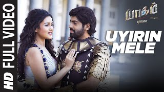 Uyirin Mele Video Song | Yaagam Tamil Movie Songs | Aakash Kumar Sehdev, Mishti | Koti