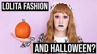 Lolita Fashion And Halloween !?