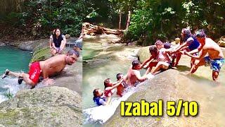 El Mejor Reto En Un Rio 6 Personas Pa Levantar A Botas