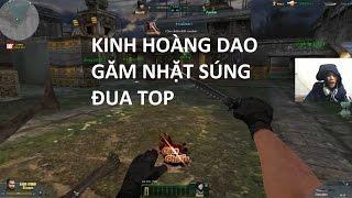 Bình Luận Truy Kích   DAO GĂM nhặt súng đua TOP - Kinh Hoàng ✔