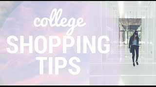 College Shopping Tips: Avoid These Dorm Shopping Mistakes