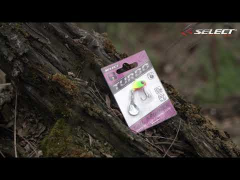 Select Turbo Tail Spinner 22g 13
