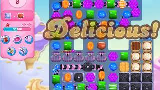 Candy Crush Saga Level 4322 NO BOOSTERS