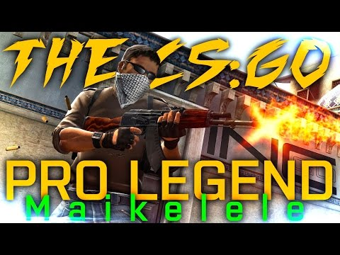 CS:GO | THE LEGEND - Mikail