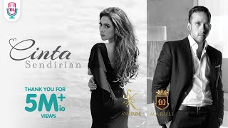 Gambar cover Syahrini & Maruli - Cinta Sendirian (Official Lyric Video)