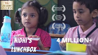 Nidhi's Lunch Box | Cute & Innocent Story  | Award Winning Hindi Short Film | Six Sigma Films
