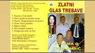 Zlatni Glas Trebave - Pjesma o Cviji Andjic ( Official audio )
