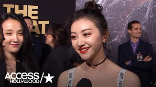 Jing Tian On Playing Commander Lin Mae In 'The Great Wall'