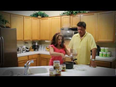 Survival Cave Canned Beef Review-Beef Stew