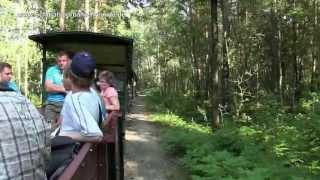 preview picture of video 'Waldeisenbahn Muskau - Auf zur letzten Fahrt zur Tongrube Mühlrose  - Teil 4'