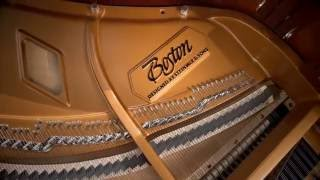 Features of a Boston Piano - Designed by Steinway & Sons