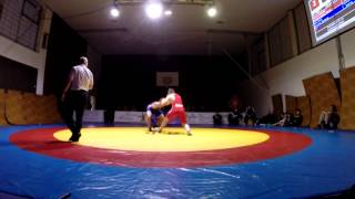 preview picture of video '86Kg LL Abdoullah Omarov - Simon Meul'