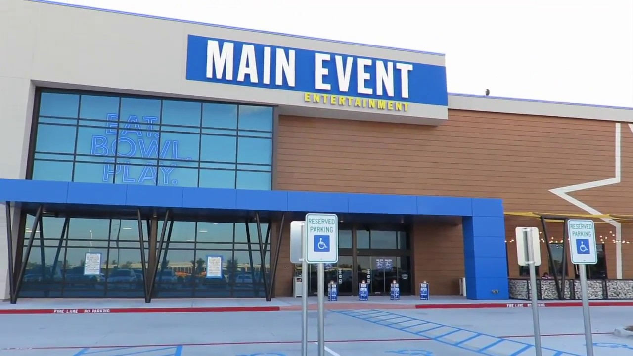 Play Games at Main Event