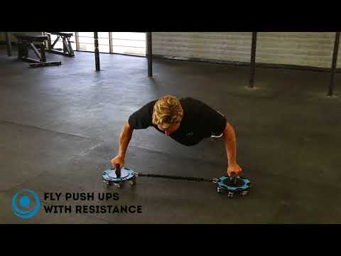 Fly Push With Resistance