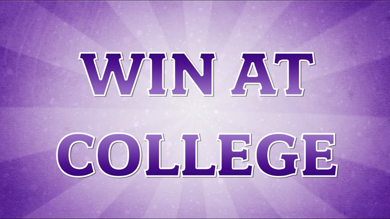 Win at College, Get Involved at GCU