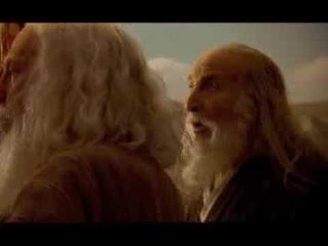 Mojżesz, cieciu, zgubiliśmy się!