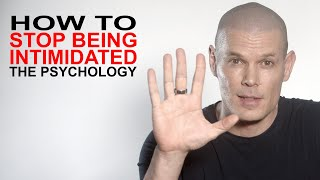 #1 way to never feel intimidated again : psychological liberating direction